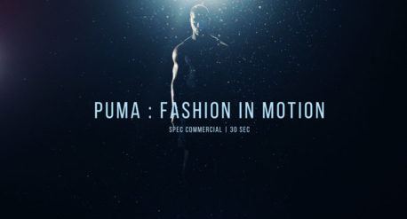 Puma 'Fashion In Motion' Cover